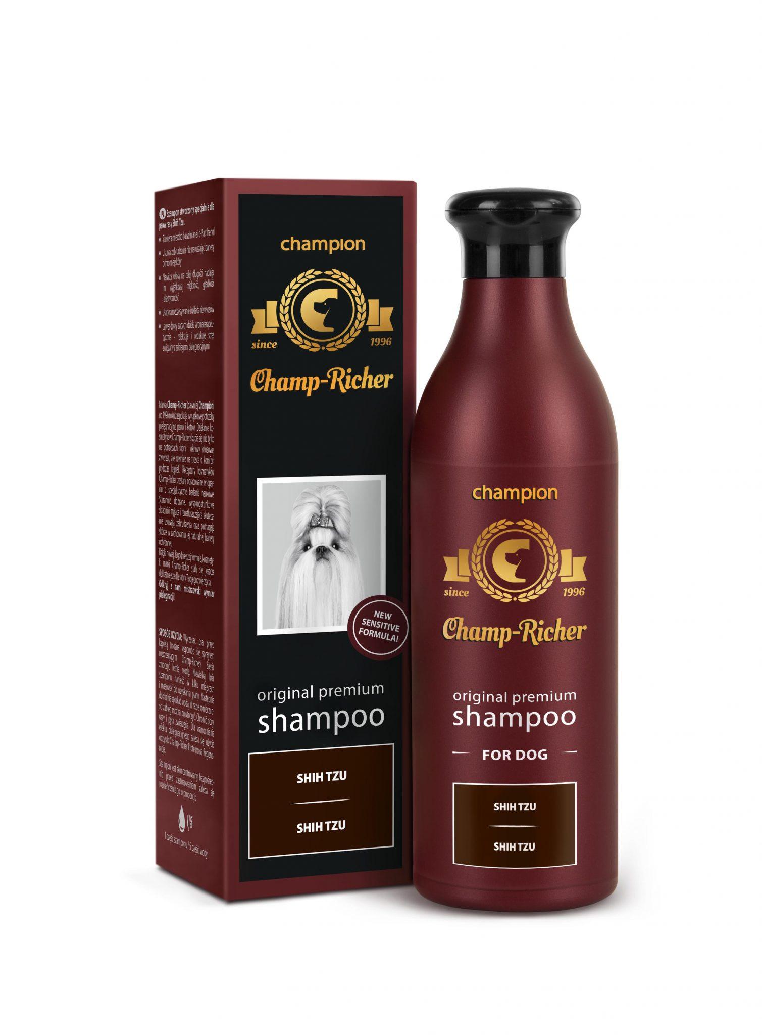 Champ-Richer szampon Shih Tzu