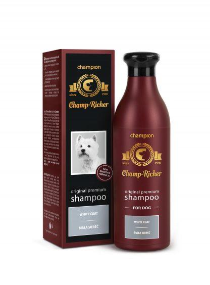 Champ-Richer szampon biała sierść