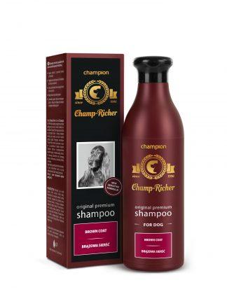Champ-Richer (Champion) szampon brązowa sierść