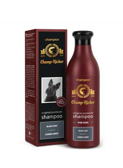 Champ-Richer szampon czarna sierść