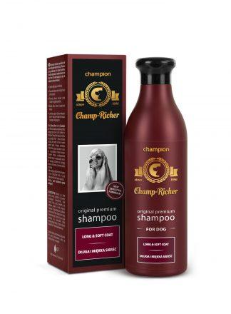 Champ-Richer szampon długa i miękka sierść