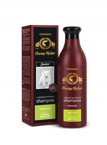Champ-Richer szampon szczeniak biała sierść