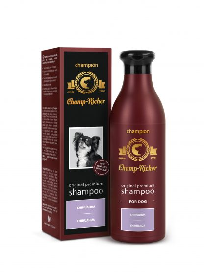 Champ-Richer profesjonalny szampon Chihuahua